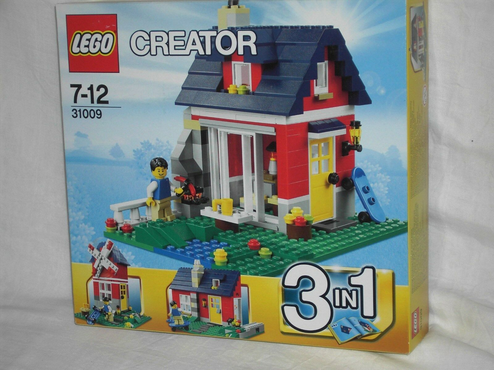 LEGO CREATOR 31009 - SMALL COTTAGE           NEW AND SEALED