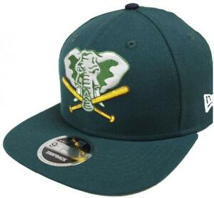 New-Era-Oakland-Athletics-COOPERSTOWN-Verde-GORRA-SNAPBACK-9fifty-Limitado