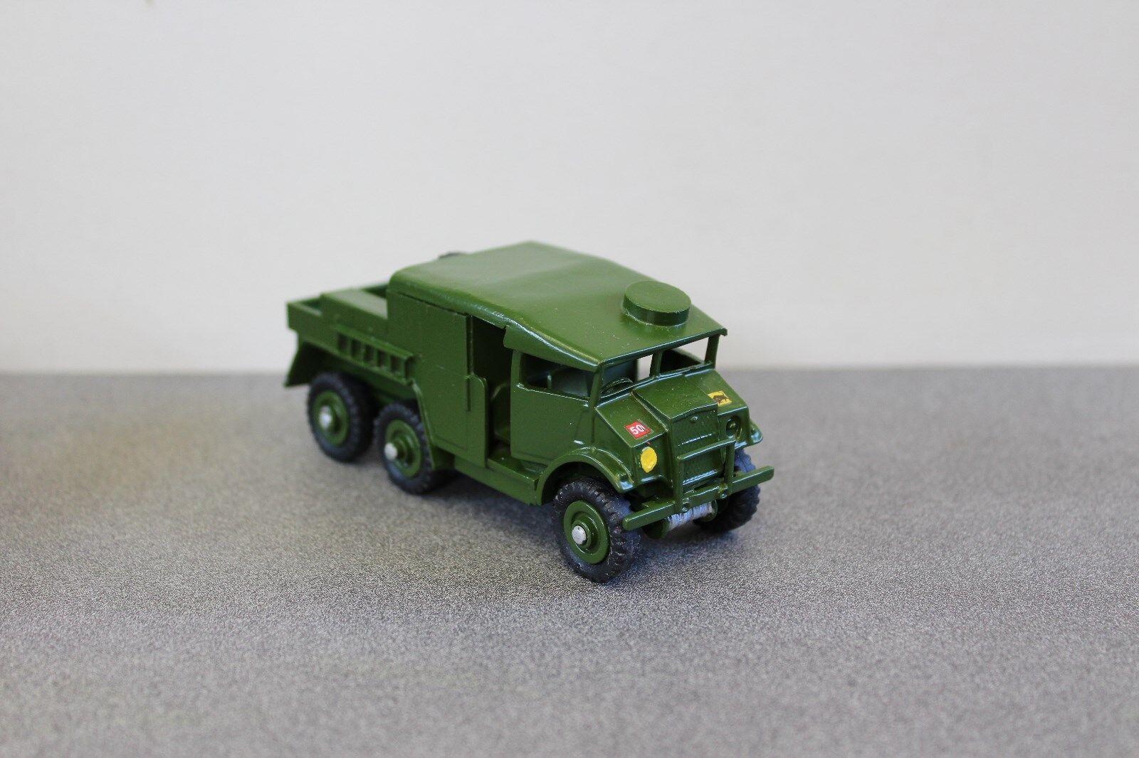 Dinky B & B (British Army) Chevrolet Heavy Artillery Tractor Code 3
