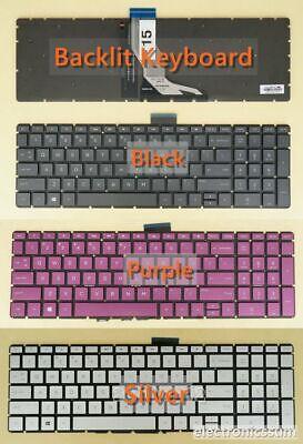 wangpeng New US Keyboard For HP 15-F209WM 15-F059WM 15-F085WM5 15-F211WM 15-F272WM US Keyboard With Frame NEW