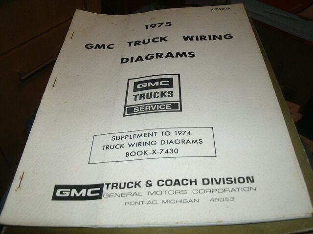 1978 Complete Factory Wiring Diagram Manual Guide