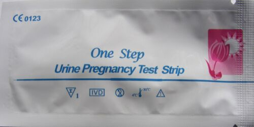 100x Schwangerschaftstest  BLITZVERSAND 10 mIU//ml hCG Pregnancy Tests