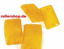 Blinkergläser Vespa PK XL, XL2 orange