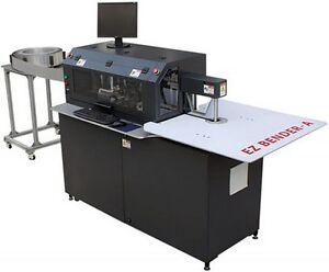 Channel Letter Bender Automated Signs Bending Machine CNC   EZ
