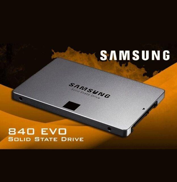 250GB Samsung 840 EVO SATA III / 6G  MZ-7TE250BW Internal SSD Drive