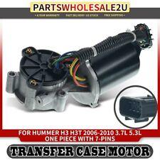 Transfer Case Shift Motor Actuator 48116 For Hummer H3 H3t L535l 37l V853l