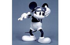 Disney: Medicom: MICKEY MOUSE 'MAIL PILOT' VCD figure - RARE (statue/minnie)
