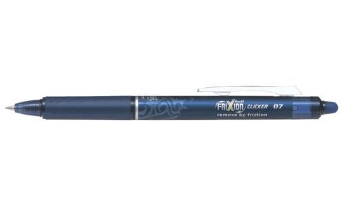 Pilot Frixion Erasable Retractable 0.7 mm Tip Pen Single Pen