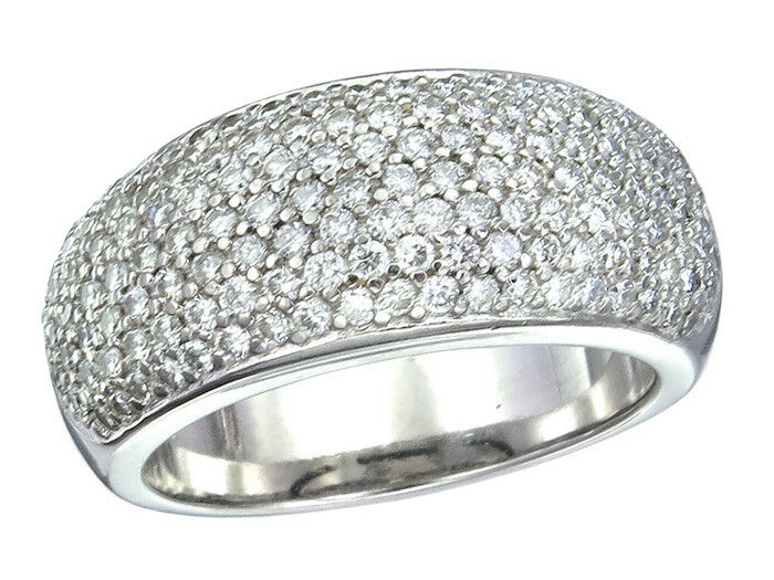 Christ Ring Brillanten 585er whitegold Box