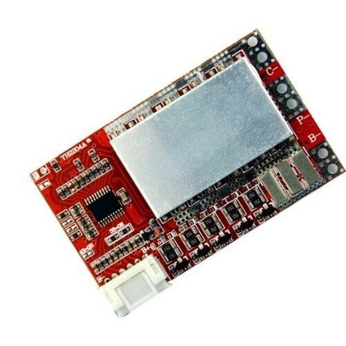 LiFePO4 3,2V  Balancer PCB  12,6V 16,8 V 21V 3S 4S 5S BMS 50A Li-Ion 3,7V