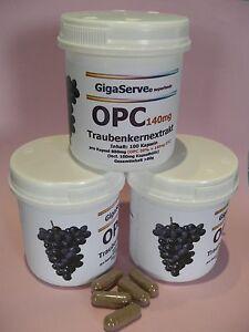 OPC-300-Vegi-Kapseln-a-800mg-je-140mg-OPC-Traubenkernextrakt-Resveratrol-vegan