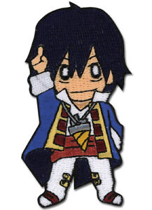 """Bleach Anime URYU Patch 3/"""" x 2/"""" Licensed by GE Animation 7222 Free Shipping"""