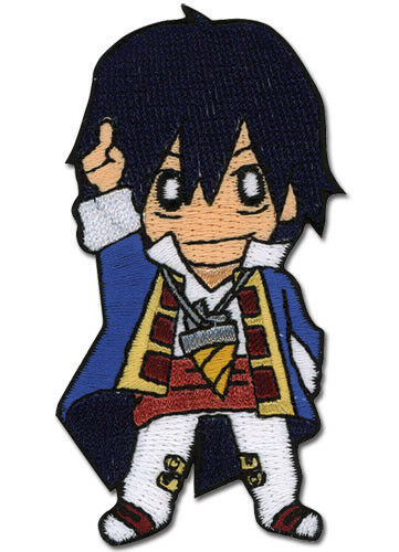 """SHIMON Anime Patch 3/"""" x 2/"""" Licensed by GE Animation 4413 Gurren Lagann"""