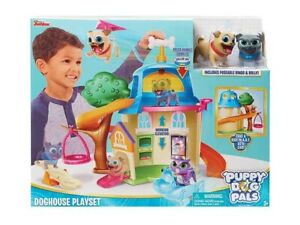 Puppy Dog Pals Playset Home PUY01000 $ Â § 10; 8056379064312; precious Games S