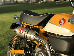 Details About Yoshimura Exhaust Rs3 Full System Honda Monkey 125 12130a5500