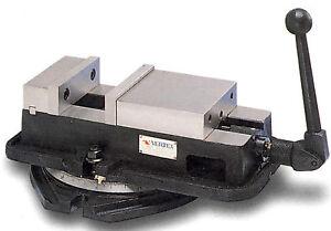 Praezisions-Niederzugschraubstock-Vertex-VA4-VA5-VA6-Maschinenschraubstock