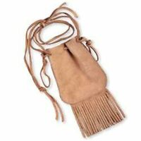 Fringed Suede Purse Kit Tandy Leather Item 4190-00