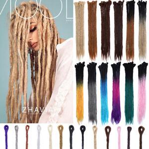 Afro-Dreadlock-Hair-Extensions-Single-Ended-Twist-Crochet-Braids-Dreads-5-Packs