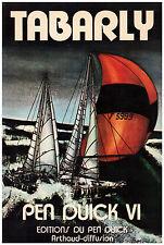 TABARLY - PEN DUICK VI - 1974