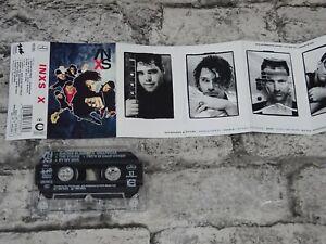 INXS - X (UK)  /  Cassette Tape Album /2643