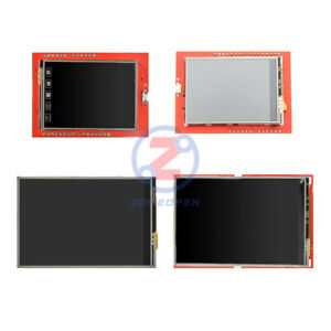 """2.4""""/3.5"""" 320×240/480x320 TFT LCD Touch Screen Shield for Arduino UNO Mega 2560"""