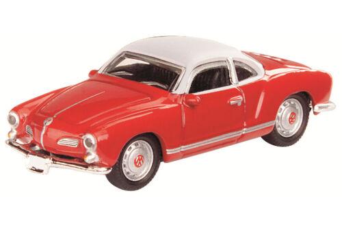 452622200 Schuco h0 modello 1:87 Rosso//PROD VW Karmann Ghia