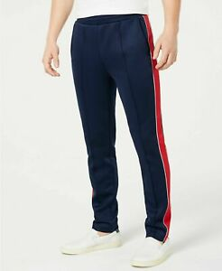 Michael-Kors-Men-039-s-Side-Striped-Track-Pants