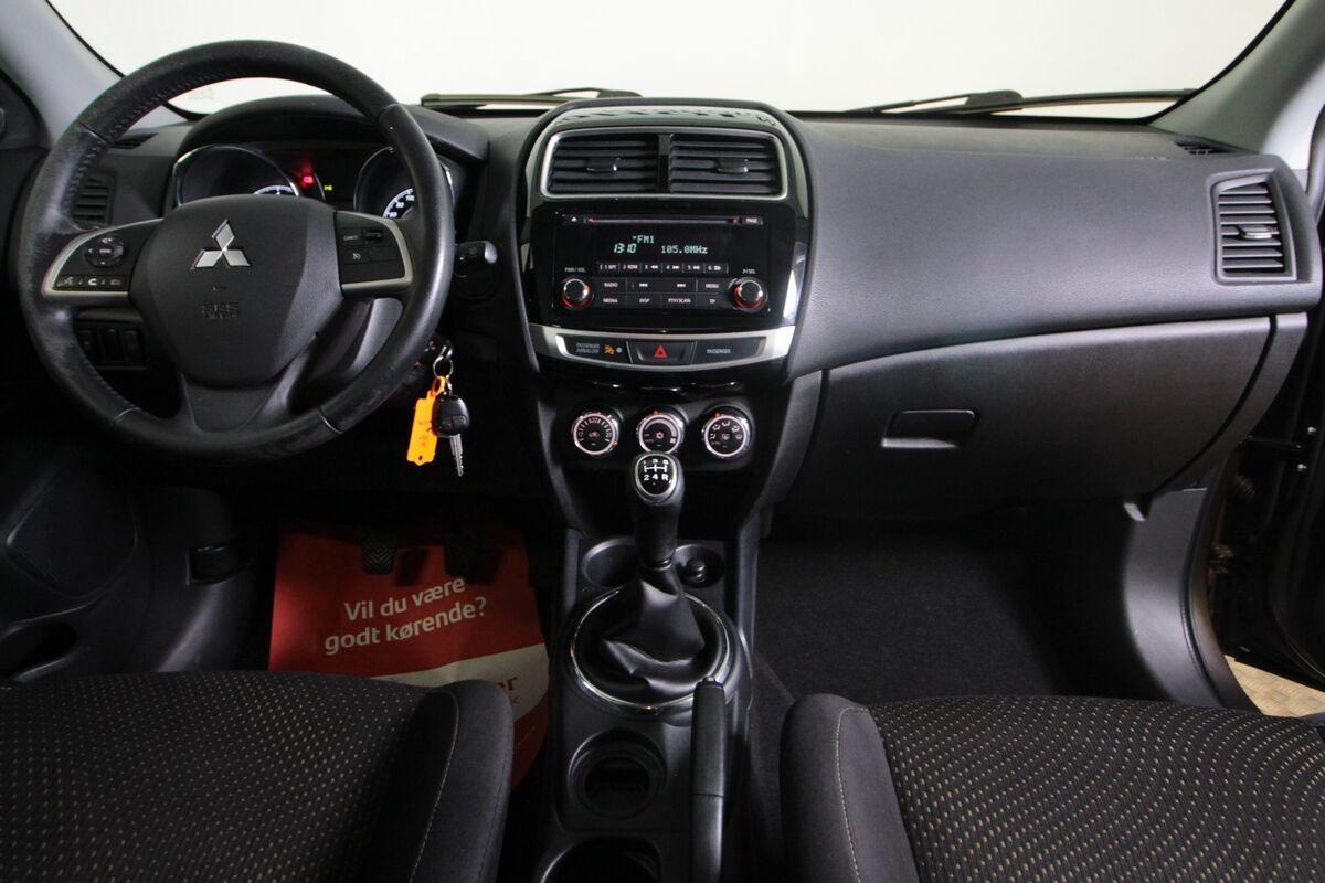 Mitsubishi ASX 1,6 Invite