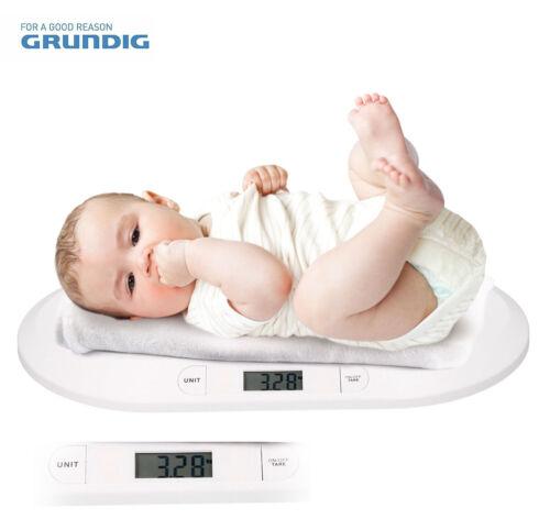 Digitale BabywaageBaby Waage Ultrababy U25 Gramm Wiegeschritte Netzteil