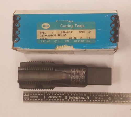 BESLY 1.250-12 UNF-2B 6FL HS 307A-220-33 Tap #8B-C0087