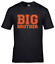 miniature 21 - Big Brother T-Shirt Kids Baby Grow Brother Outfit Tee Top