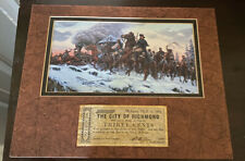 1st New York Artillery American Civil War 11 X 14 Print