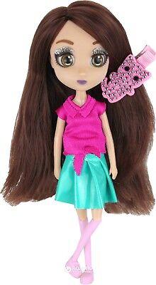 Fashion, Character, Play Dolls Shibajuku Girls Namika Doll Shiba Cuties Mini 15cm M Hunter Approx 6'' Fine Craftsmanship