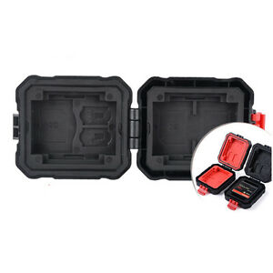 SDHC/MS/CF/SD Memory Card Storage Carrying Pouch Case Holder Bag Waterproof