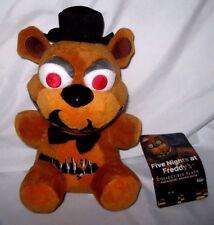"Five Nights at Freddy's 6"" Nightmare Bear Fazbear Plush-FNF Fazbear Plush-New!"