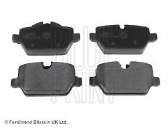 BMW 1 Series 116,118 Petrol /& 116d Diesel 04-12 Set of Rear Brake Pads