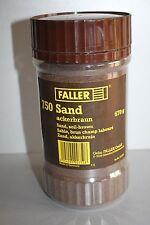 Faller HO 170750: Zand, akkerbruin 670gr