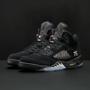 check out cd1b7 9ff03 Image is loading Nike-Air-Jordan-5-V-Retro-Paris-Saint-