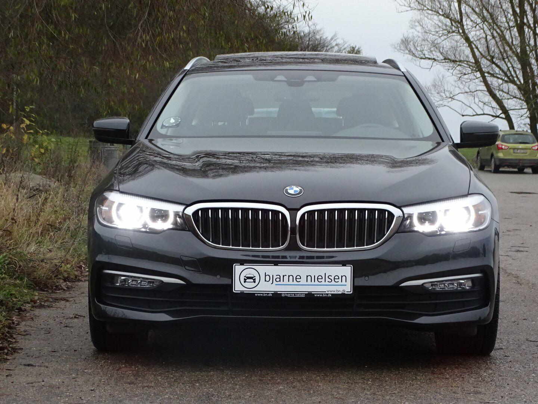 BMW 530d 3,0 Touring aut. - billede 1