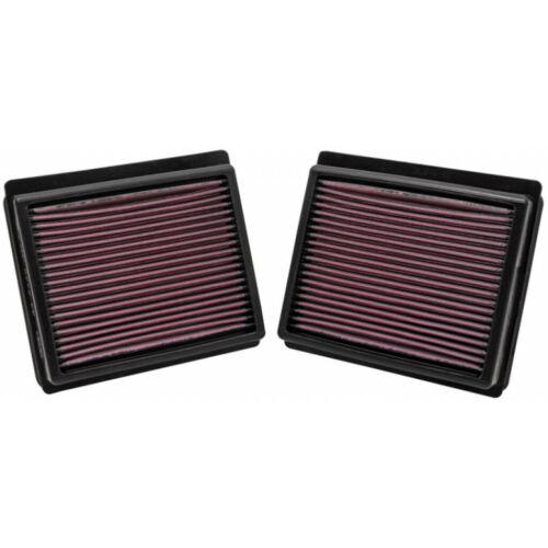 K/&N For Infiniti M35 2009-2010 Replacement Air Filter 3.5L V6 2 Per Box