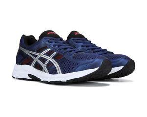 Shoes Gel contend Mens Asics 4 Navy Running p7ZOBnBW
