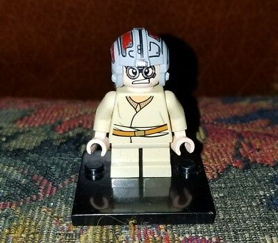 Lego Anakin Skywalker Minifigure from set 7962 Star Wars NEW sw327 Young