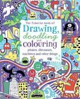 Drawing, Doodling & Colouring Pirates, Dinosaurs, Machines and Other Things by Usborne Publishing Ltd (Paperback, 2014)