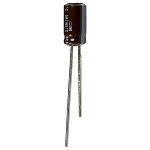 Lot of 3 50V, 47uF Radial KMG 6.3x12.50mm United Chemi-Con (200-4675)