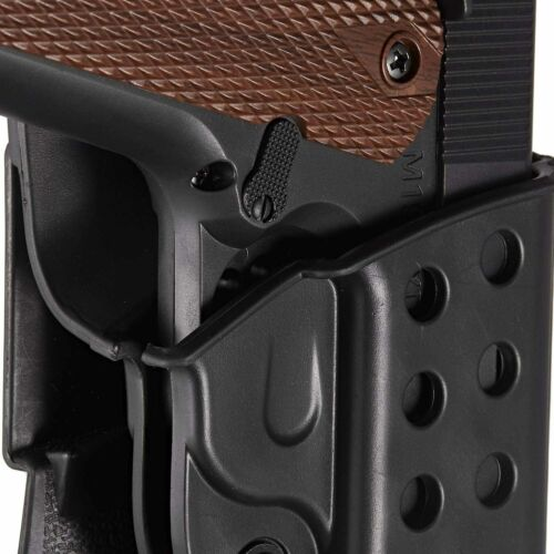 MINGKOO Pistol holsters,S/&W MP 9mm//Paddle.45 OWB Holster Fits All 1911 Models,