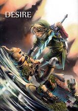Legend of Zelda The Doujinshi Dojinshi Link + Hero's Shade Ancient Hero Desire