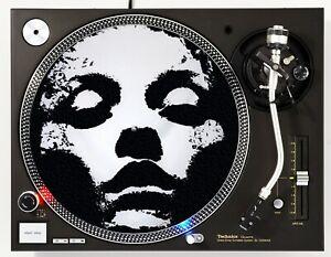 Gothic-DJ-Turntable-Slipmat-12-034-LP-Vinyl-Record-Slip-Mat