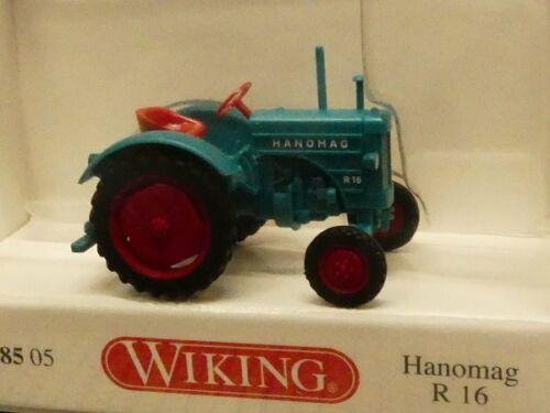 1//87 Wiking Hanomag R 16 wasserblau 0885 05