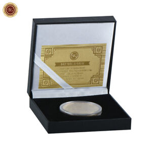 WR-45MM-Coin-Medal-Holder-Display-Case-Storage-Box-Single-Coin-Presentation-Box