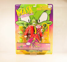 """The Mask The Animated Series TALKING HEAD POPPERS! (Figure, 1997, 8"""") Toy Island"""